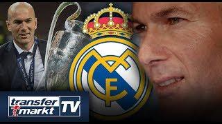 Zidane neuer Real-Trainer – Alle Details zur Überraschungs-Rückkehr | TRANSFERMARKT