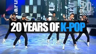 Video 20 Years of K-Pop | 20 Years With Soompi download MP3, 3GP, MP4, WEBM, AVI, FLV April 2018
