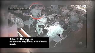 Vídeos mostrados por la Policía sobre cómo sucedió caso David Ortiz y Joel Lopez