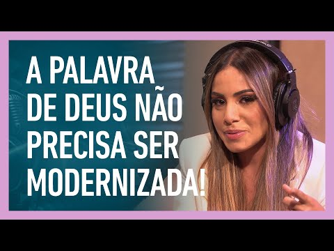 GABRIELA ROCHA FALA SOBRE SUA RELAÇÃO COM A MÚSICA