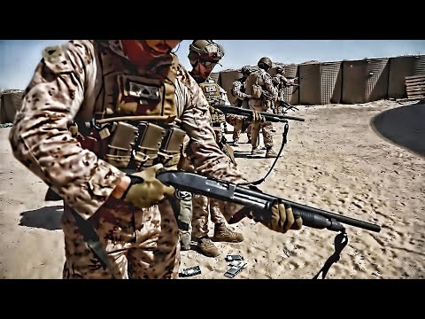 Marines Combat Marksmanship Training • Shotguns and Rifles