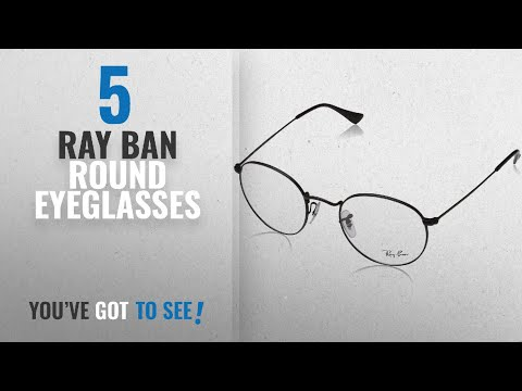 e27a000b68e Top 10 Ray Ban Round Eyeglasses   Winter 2018   Real Time Prices and  Discounts  https   www.amazon.com gp search