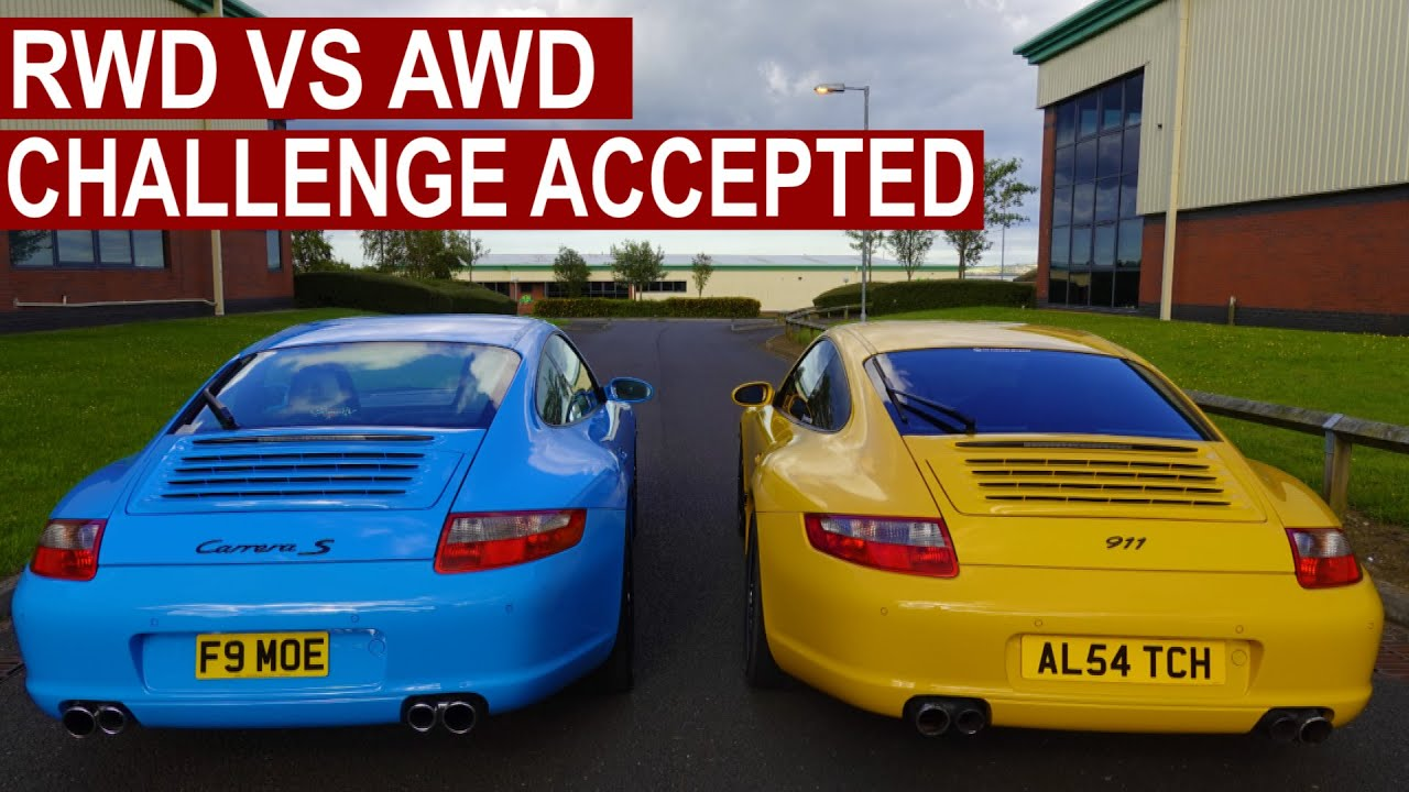 Porsche 911 Carrera S vs Carrera 4s - Which Is Best & Which One to Buy