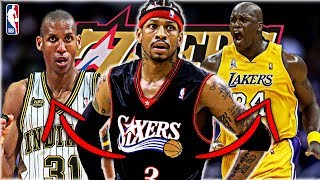 Philadelphia 76ers except allen iverson ...