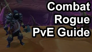 Quick Combat Sword Rogue PvE Guide (1.12.1) [WoW Classic]