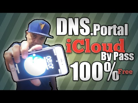ICloud By Pass Using IDNSPortal 2019 Free ...All Type Of IPhone