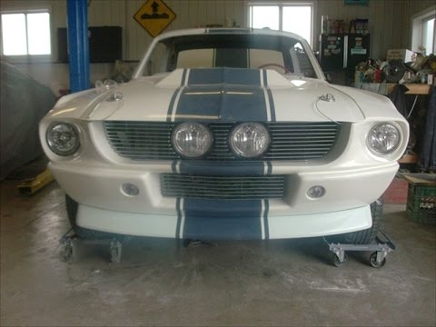 How To Install Eleanor Body Kit Mustang