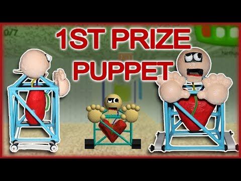 How to Make: 1st Prize Puppet (Baldi's Basics)Kaynak: YouTube · Süre: 25 dakika36 saniye
