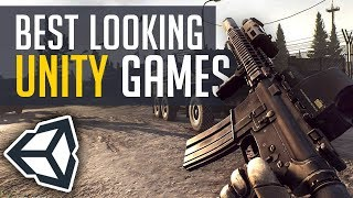BEST LOOKING Games made with Unity! — Top 3