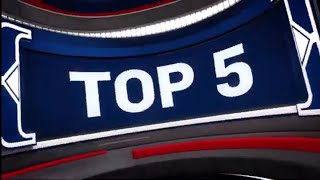 NBA Top 5 Plays Of The Night | July 27, 2020