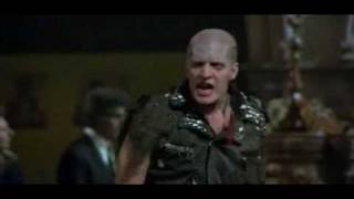 Highlander Kurgan Church Scene - I Have Something To Say