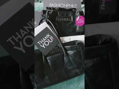 Fashionphile Unboxing