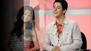 Selena Gomez and David Henrie ----- Dating????? Delena??