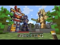 MINECRAFT POCKET EDITION - MIGHTY MORPHIN POWER RANGERS UPDATE! #2
