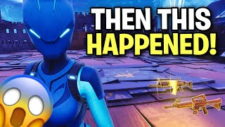 So he tried to scam me then I did this... 😱👌 (Scammer Get Scammed) Fortnite Save The World