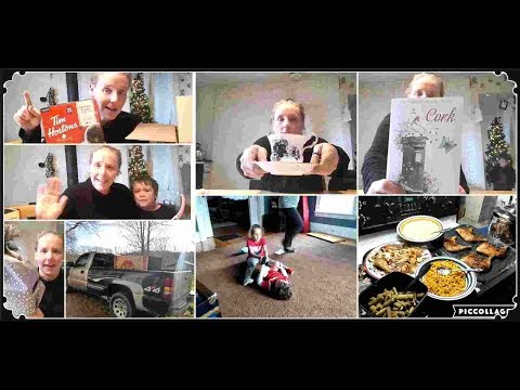 Not For Kids Video: DITL: Cooking, Chit Chat, Diapers & LARGE Teacup Mail Call
