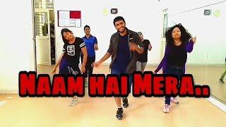 Naam Hai Mera || Hate story 4 || dance choreography