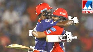 IPL: Delhi daredevils thrilling victory by six wickets    Manorama News