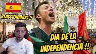 ESPAÑOL REACCIONA A EL DÍA DE LA INDEPENDENCIA DE MÉXICO ! (DOCUMENTAL) PARTE 2 | JON SINACHE