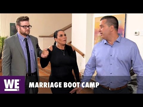 Don't Call Renee a Drama Queen  Marriage Boot Camp: Reality Stars Season 7