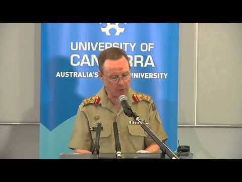 National Security Lecture - Chief of the Australian Army