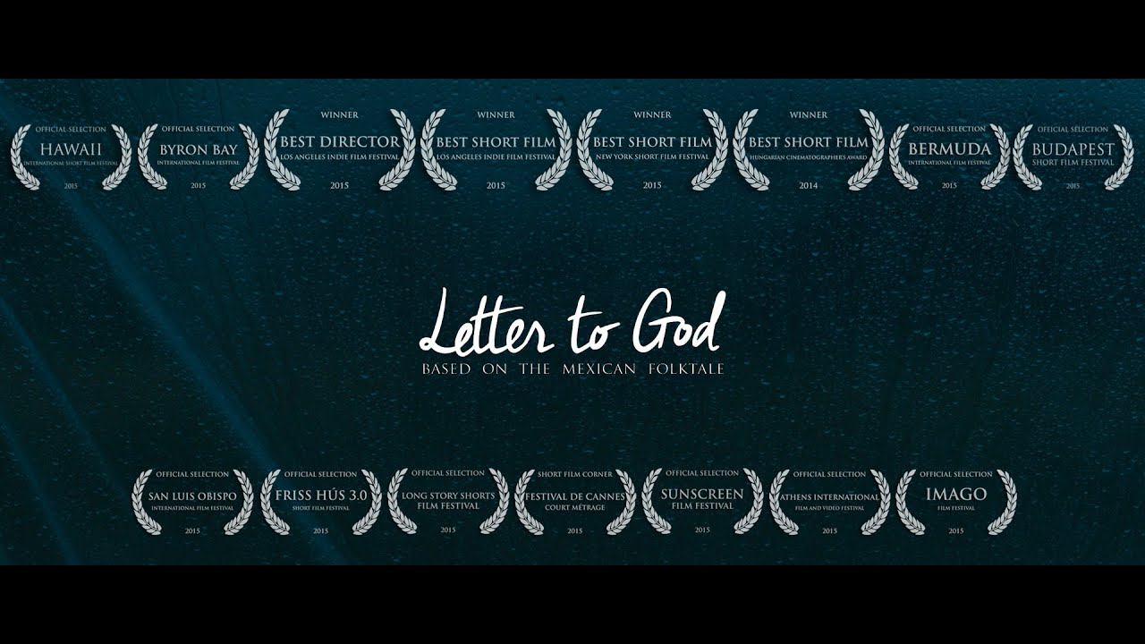 Letter to God // Official Trailer