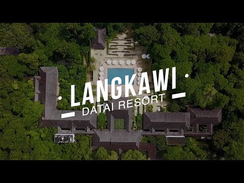 Langkawi Malaysia - the Datai Resort