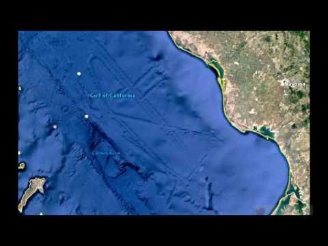 Massive Underwater Alien Base Found In The Gulf of California