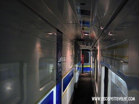 Singapore to Kuala Lumpur by Train - 1st Class Sleeper
