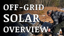 Our OFF GRID Solar System