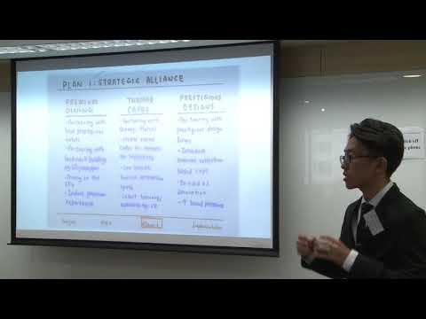 2017 Round 3 UCSI University - HSBC/HKU Asia Pacific Business Case Competition