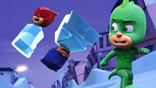 PJ Masks Full Episodes | GEKKO'S NICE ICE PLAN| 1 Hour Christmas Special | Cartoons for Kids #87