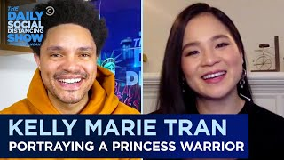 Kelly Marie Tran - Disney Princess Warrior & Social Media Advice | The Daily Social Distancing Show
