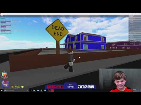 Crime Is On The Loose | Rocitizens Roblox Game Adventures EP-4 | Gaming With Tyler Davis