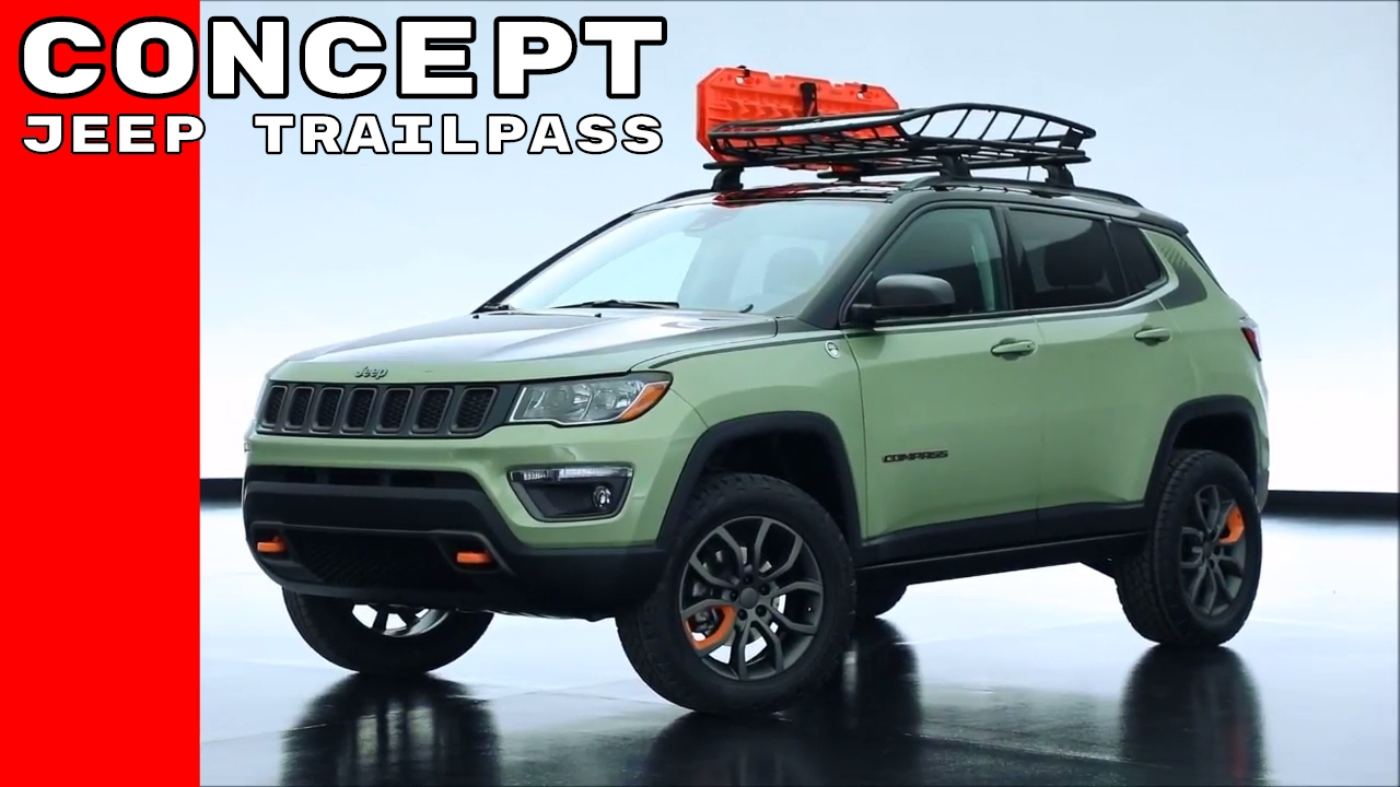 Jeep Trailpass Concept Youtube