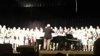 Download Wilson 8th graders sing Toto's Africa MP3 song and Music Video