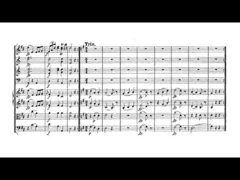 Mozart symphony 7 score