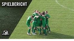 BSG Chemie Leipzig - FC International Leipzig (13. Spieltag, NOFV-Oberliga Süd)