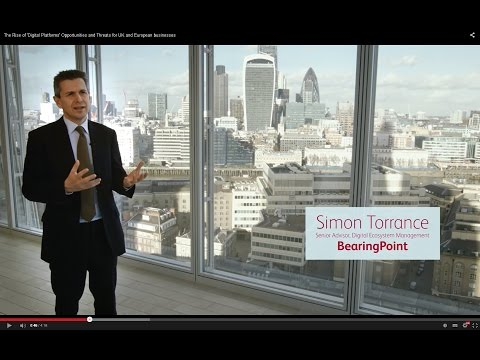 The Rise of 'Digital Platforms' Opportunities and Threats for UK and European businesses Mp3