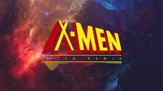 X-MEN - ARİZA REMİX (90 karikatür tema)
