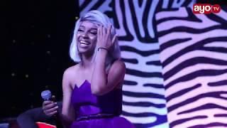 Performance ya Nandy  mbele ya DC Jokate, Wolper Mwasiti na Kajala