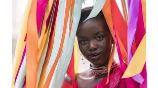 Talking Photograph: Adut Akech From Kakuma refugee camp in Kenya  to super model