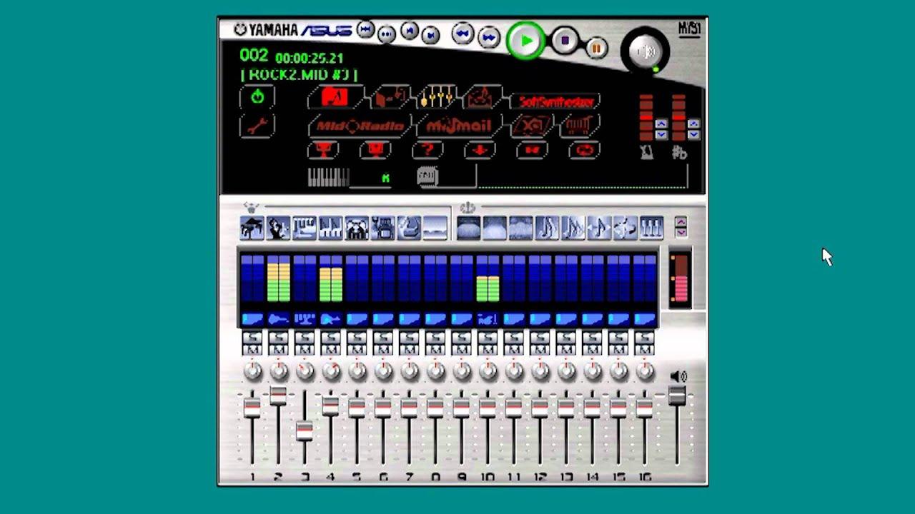 download driver sound card yamaha xg ymf724f-v windows 7