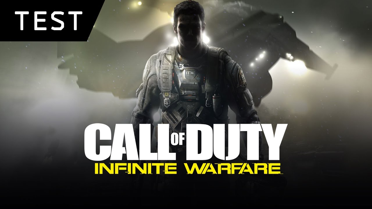 Test Call Of Duty Infinite Warfare Fr Ps4 Youtube