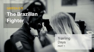 homepage tile video photo for Training to fly Gripen - part 1