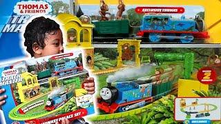 Mainan Kereta Thomas & Friends Monkey Palace Set