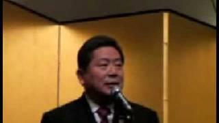 【中川秀直】0114都内「消費増税について」 中川秀直 検索動画 27