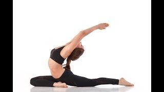DivaYoga. Тестовый урок по йоге. часть 1