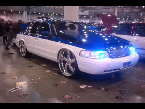 Houtex Ryders CrownVic on 26s Billets @ Magnificos by htr26s