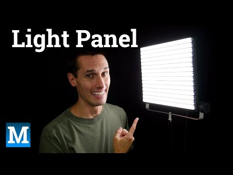 How to Make a Light Panel for Video and Photography